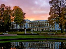 diaporama pps Catherine palace – Russia