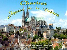 diaporama pps Chartres joyaux de la Beauce