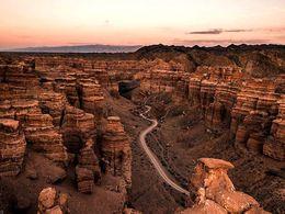 diaporama pps Charyn canyon – Kazakhstan