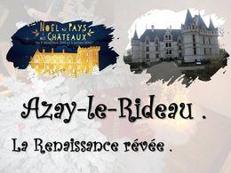 diaporama pps Château d'Azay-le-Rideau