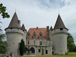 diaporama pps Château de Bridoire à Ribagnac