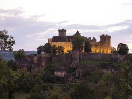 diaporama pps Château de Castelnau-Bretenoux