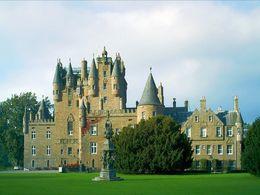 diaporama pps Château de Glamis – Écosse