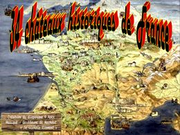 diaporama pps Châteaux historiques de France