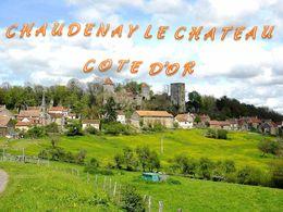 diaporama pps Chaudenay-le-Château – Côte-d'Or