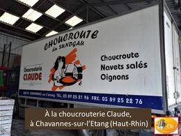 diaporama pps Choucrouterie Claude – Haut-Rhin