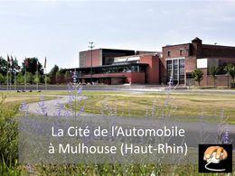 diaporama pps Cité de l'automobile – Mulhouse