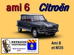 diaporama pps Citroën Ami 6
