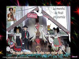 diaporama pps Colmar – Marché de Noël
