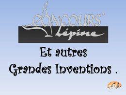 diaporama pps Concours Lépine et grandes inventions