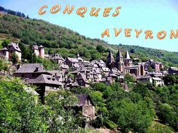diaporama pps Conques – Aveyron
