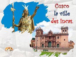 diaporama pps Cusco ville des Incas