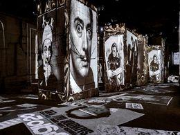 diaporama pps Dali et Gaudi dans le labyrinthe