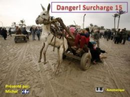 diaporama pps Danger surcharge 15