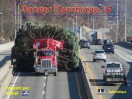 diaporama pps Danger surcharge 16