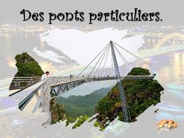 diaporama pps Des ponts particuliers