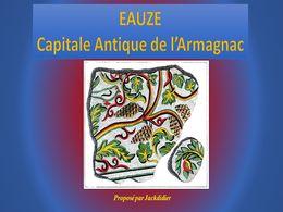 diaporama pps Eauze capitale antique de l'Armagnac