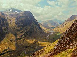 diaporama pps Glen Coe – Écosse