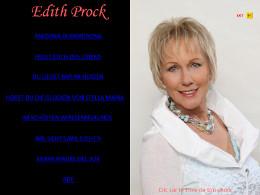diaporama pps Edith Prock