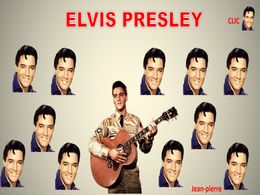 diaporama pps Elvis Presley jukebox