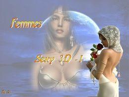 diaporama pps Femmes sexy 3D I