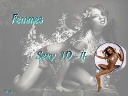 diaporama pps Femmes sexy 3D II