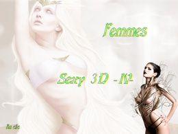 diaporama pps Femmes sexy 3D IV