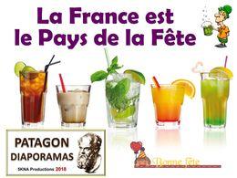 diaporama pps France, pays de la fête