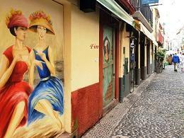 diaporama pps Funchal portes peintes