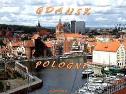 diaporama pps Gdansk – Pologne