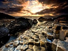 diaporama pps Giants causeway – Northern Ireland