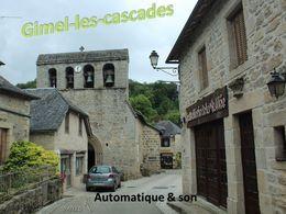 diaporama pps Gimel-les-Cascades