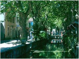 diaporama pps Goudargues petite Venise du Gard
