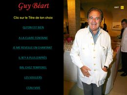 diaporama pps Guy Béart I