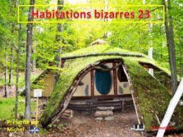 diaporama pps Habitations bizarres 23