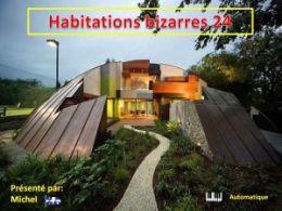 diaporama pps Habitations bizarres 24