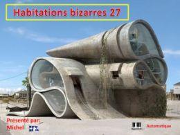 diaporama pps Habitations bizarres 27