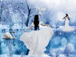 diaporama pps Hello Winter