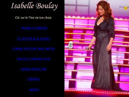 diaporama pps Isabelle Boulay II