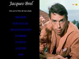 diaporama pps Jacques Brel I
