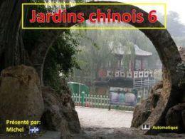 diaporama pps Jardins chinois 6
