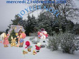 diaporama pps Je rêve d'un grand Noël d'amour