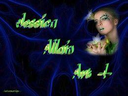 diaporama pps Jessica Allain art