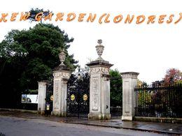 diaporama pps Kew Gardens – Londres