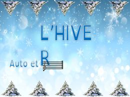 diaporama pps L'hiver