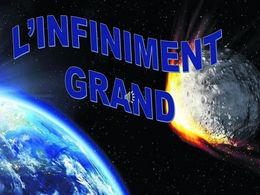 diaporama pps L'infiniment grand