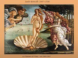 diaporama pps La galleria Degli Uffizi