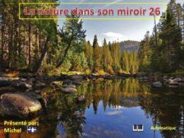 diaporama pps La nature dans son miroir 26