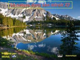 diaporama pps La nature dans son miroir 27