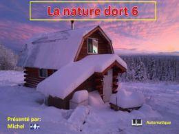 diaporama pps La nature dort 6